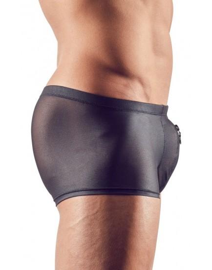 Průsvitné pánské boxerky se zipem - Svenjoyment