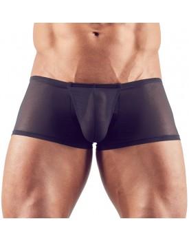 Průsvitné pánské boxerky s kapsou na penis - Svenjoyment (push-up efekt)