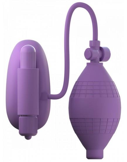 Vibrační vakuová pumpa/stimulátor pro ženy Fantasy For Her - Pipedream