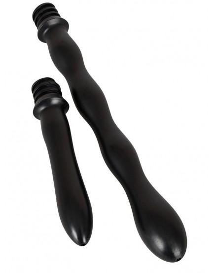 Intimní sprcha Shower Me Deluxe - 2 nástavce + sprchová hadice