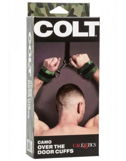 Maskáčová pouta na dveře COLT Camo