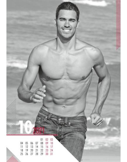 Nástěnný kalendář MEN 2021