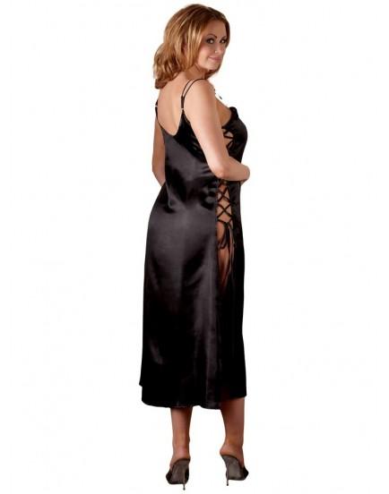 Černé negližé Cottelli Collection