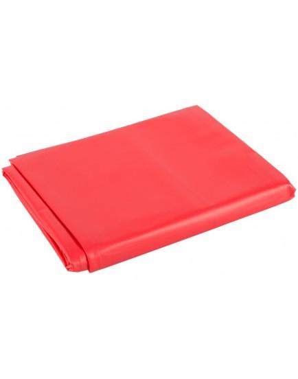 Lakované prostěradlo Orgy Laken (červené)