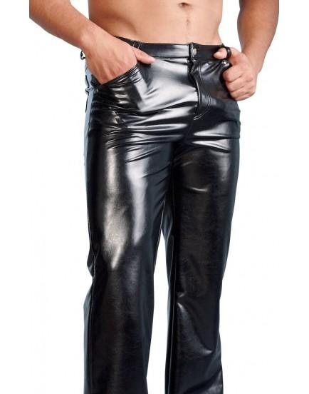 Wetlook pánské kalhoty s kapsami - Svenjoyment