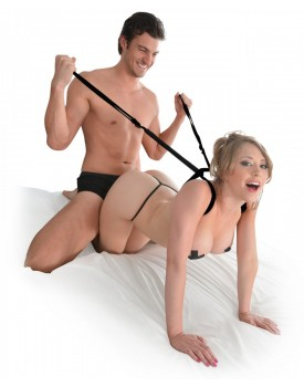 BDSM popruh Giddy-Up - Fetish Fantasy