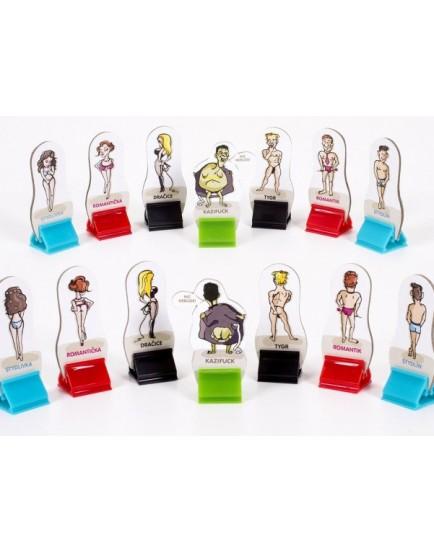 Partnerské hrátky - erotická hra pro páry