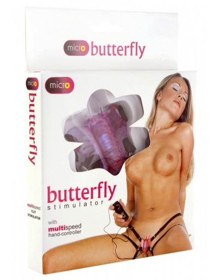 Vibrační stimulátor klitorisu Micro Butterfly