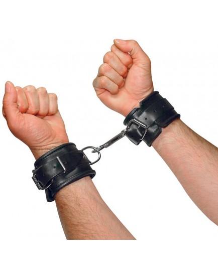 Kožená pouta na zápěstí (Zado)