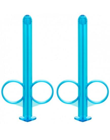 Modrý aplikátor lubrikantu Lube Tube - 2 ks