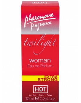 HOT Twilight Woman Extra Strong - parfém s feromony pro ženy, 10 ml