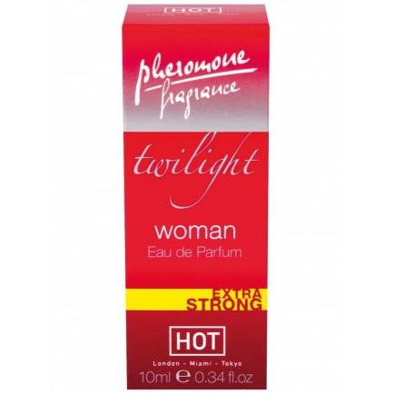 HOT Twilight Woman Extra Strong - parfém s feromony pro ženy, 10 ml