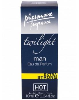 HOT Twilight Man Extra Strong - parfém s feromony pro muže, 10 ml