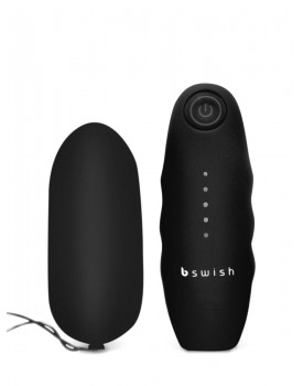 Vajíčko B Swish bnaughty Unleashed bezdrátové (černé)
