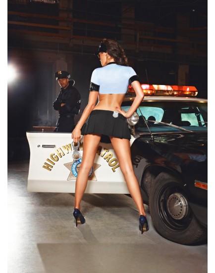 Kostým Highway Patrol
